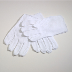 3 Pair of Gloves - Fresh Gloves for your Facial Magic Exercise Program title=
