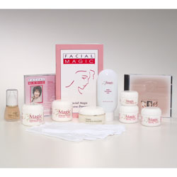 Image of Facial Magic Spa Kit (DVD)