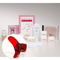 Image of Facial Magic Spa Kit (DVD) & 1 Spare Lip Pump