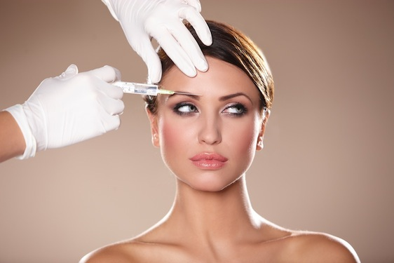 facial exercise over botox