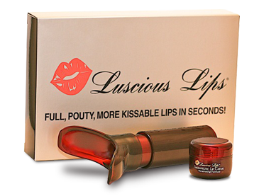 home products luscious lips