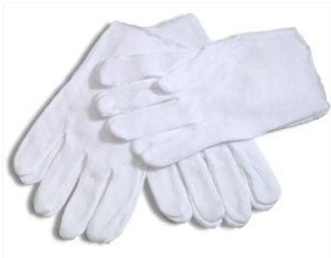 3 Pair of Gloves - Fresh gloves for your Facial Magic exercise program