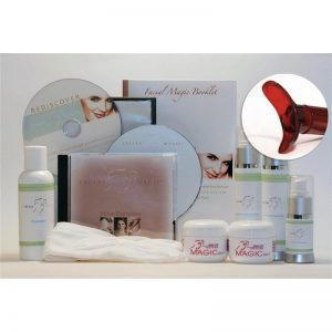 facial magic Bonus Kit NEW w Luscious Lips