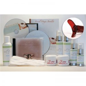 facial magic Spa Kit NEW w Luscious Lips