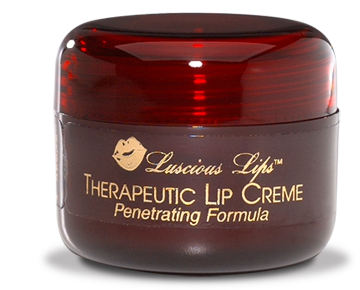 Lip plumper therapeutic lip creme