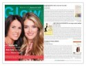 Facial Magic Featured in Glow Beauty Magazine – Fall 2011 Edition