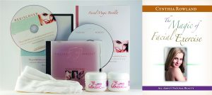 Facial Magic Starter kit with book