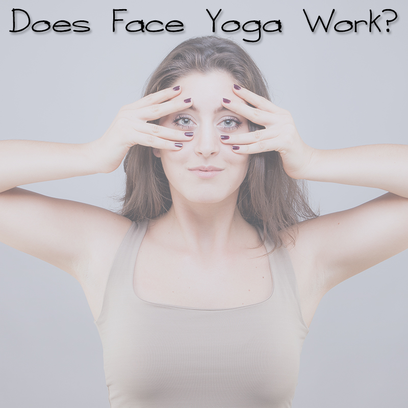 does face yoga work