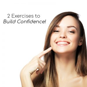 2 exercises to build confidence